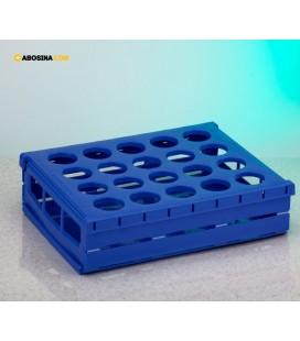 رک حمل نمونه مخصوص ظروف نمونه