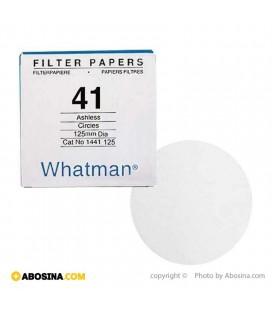 کاغذ صافی واتمن مدل W125