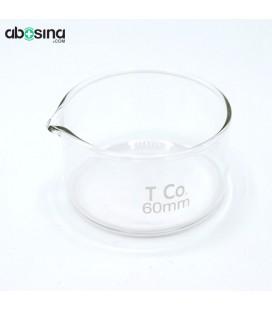 Glass Crystallizing Dish