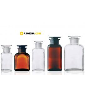 قیمت شیشه پودری شفاف 125 | خرید شیشه پودری شفاف 125