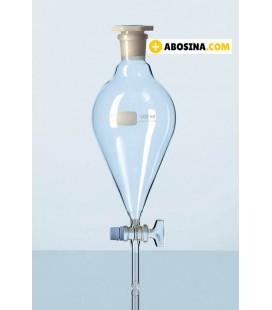 قیف دکانتور شیر شیشه ای 50ml