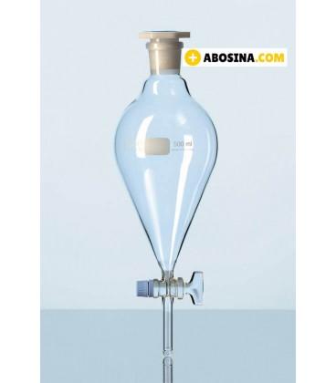 قیمت قیف دکانتور شیر شیشه ای 1000ml|فروش قیف دکانتور شیر شیشه ای 1000ml