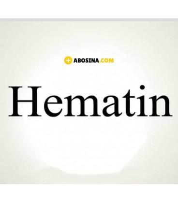 خرید هماتین | قیمت Hematin | فروشگاه مواد شیمیایی