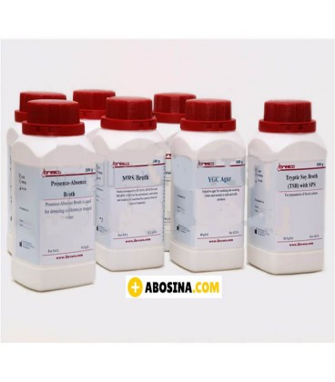 فروش محیط کشت | خرید SSDC Agar Salmonella Shigella Agar wit Deoxycholate and Calcium Chloride