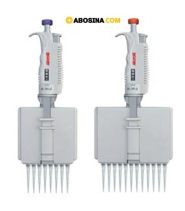 خرید میکرو پی پت 12 کاناله با حجم متغییر | فروشگاه تجهیزات آزمایشگاهی